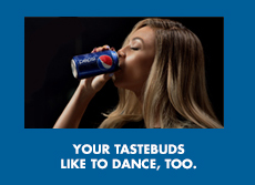 Bey Here Now! See Beyonce's Pepsi Commerical