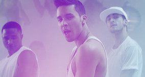 "Watch Prince Royce ""Stuck on a Feeling"" Behind the Scenes"