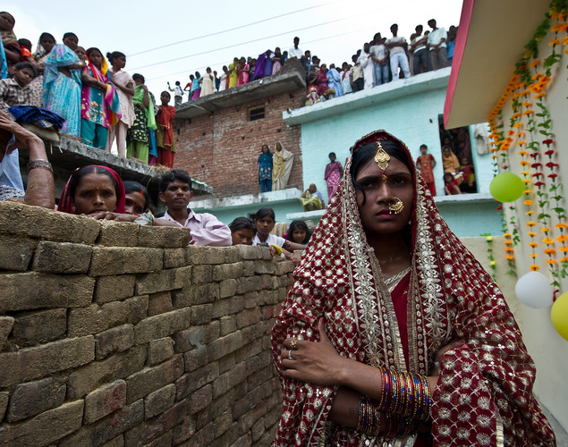 Three women left their marital homes in protest due to the lack of toilets in the household.