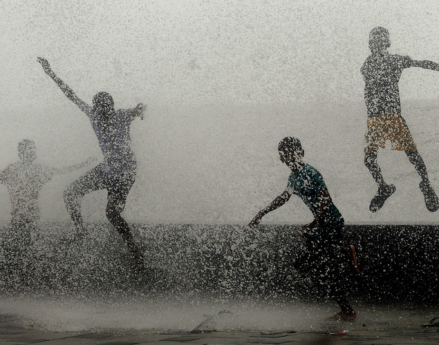 India's monsoon usually bursts at the beginning of June and travels throughout the entire country by mid-July.