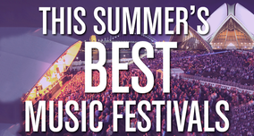 The Best Music Festivals To Go To This Summer