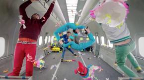 La banda 'Ok Go' acaba de estrenar un video que rompe con todas las reglas