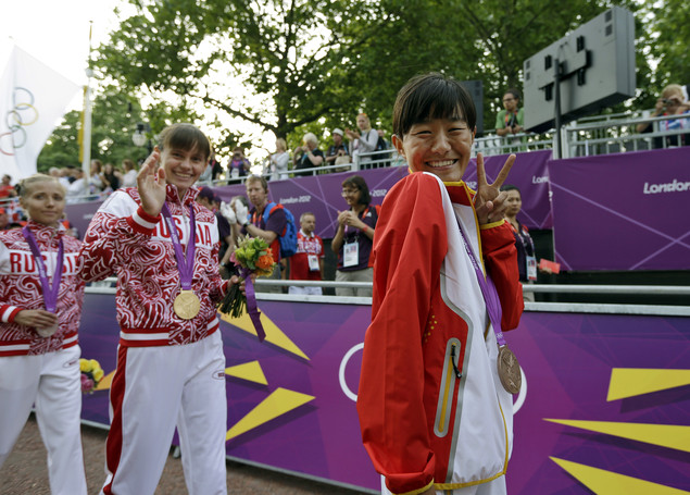 Column: 1st Tibetan Olympian wins medal for China