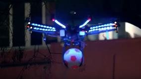 Drone Football | Pepsi Max | Genius. #LiveForNow
