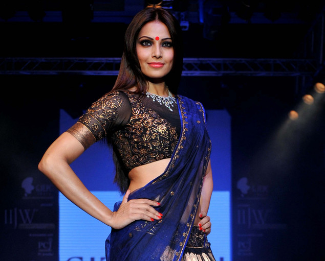 Indian Bollywood film actress Bipasha Basu