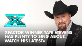 "World Premiere: Tate Stevens, ""Holler If You're With Me"""