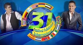 Festival Floklórico 2014