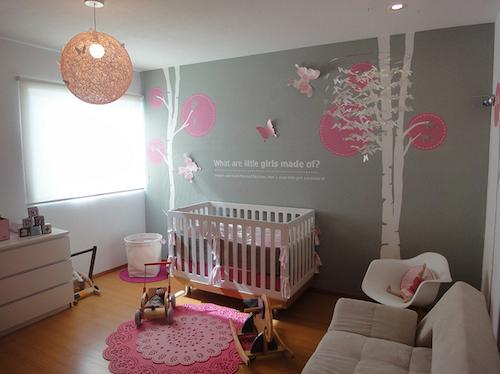 Cuisine Rouge Avec Plan De Travail En Bois : 10 idées adorables pour décorer une chambre de petite fille