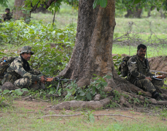 The Indian Home Ministry has sought a report from the Central Reserve Police Force (CRPF) and the Chhattisgarh government regarding an encounter in the state in which 17 people, alleged to be Maoists and their sympathisers, were killed.