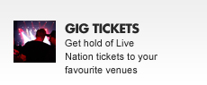 Live Nation Gig Tickets