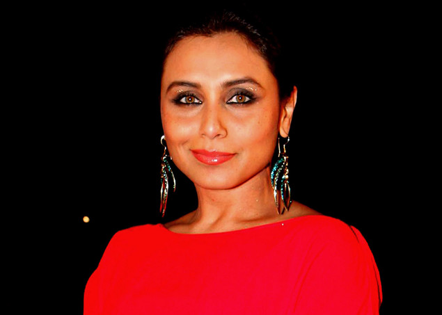 Rani Mukherjee attends the 'Global Indian Film and TV Honours Awards 2012'