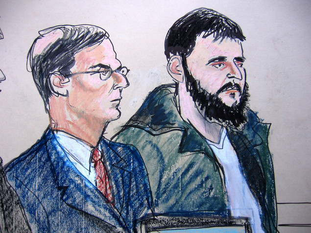 Would-be bomber recounts evolution of NYC plot