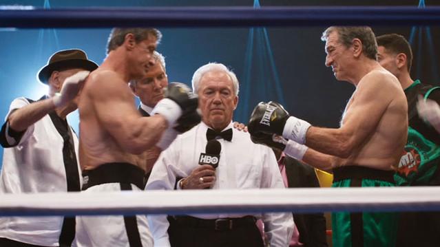 Stallone şi De Niro intră din nou în ring pentru Grudge Match