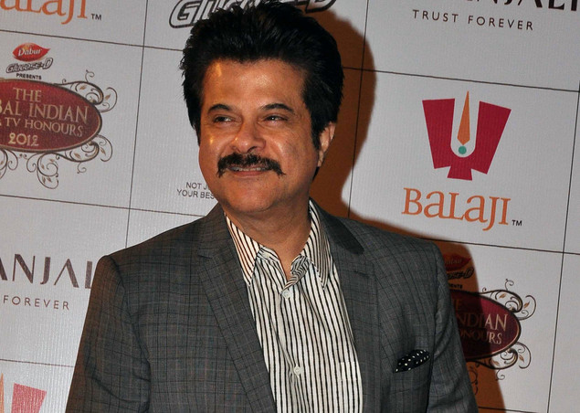 Anil Kapoor attends the 'Global Indian Film and TV Honours Awards 2012'