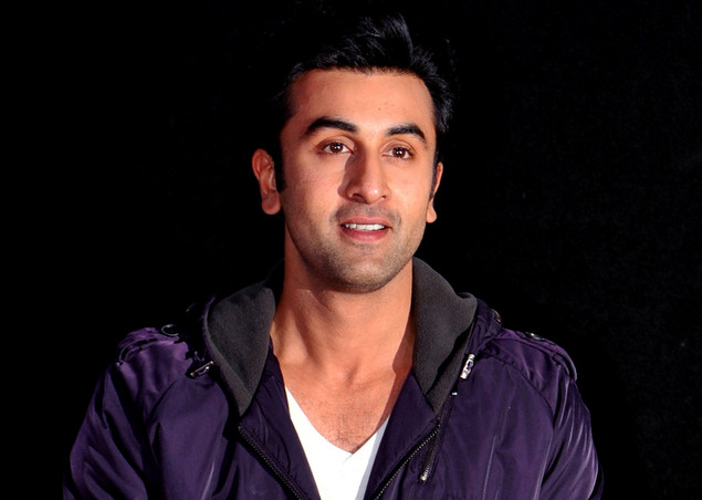 Indian Bollywood actor Ranbir Kapoor arrives for the launch of the upcoming Hindi film, Barfi, in Mumbai.