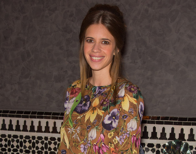 Actress Kalki Koechlin attends the Dior dinner at hotel Selman during the 12th International Marrakech Film Festival.