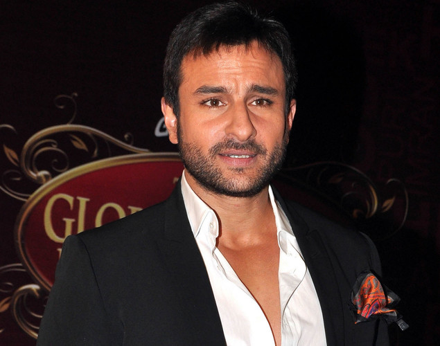 Saif Ali Khan attends the 'Global Indian Film and TV Honours Awards 2012'