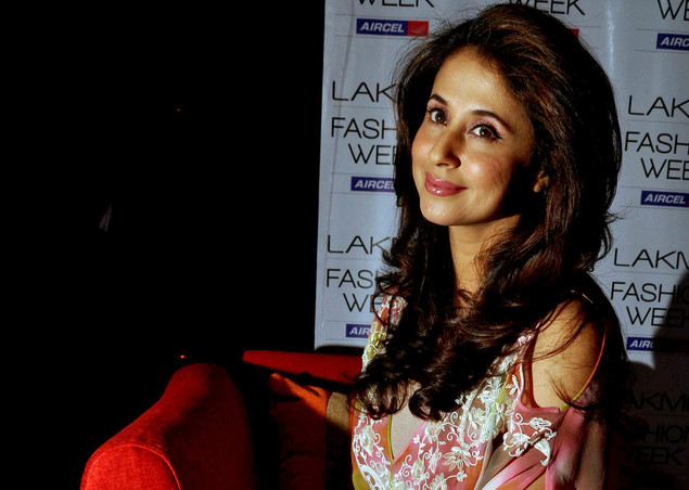 Indian Bollywood actress Urmila Matondkar