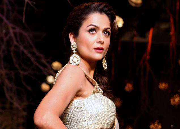 Indian Bollywood actress Amrita Arora