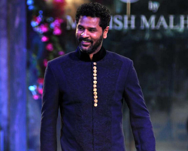 Indian Bollywood dancer, choreographer,actor and director Prabhu Deva