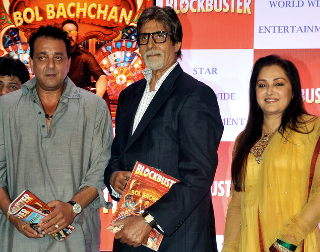 Big B unveiled the magazine's first edition over the weekend.