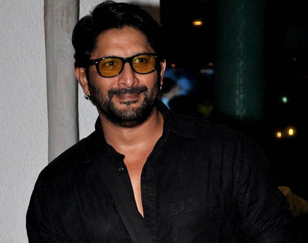 "Bollywood actor Arshad Warsi attends a party for the Hindi film ""Ferrari Ki Sawaari"" in Mumbai."