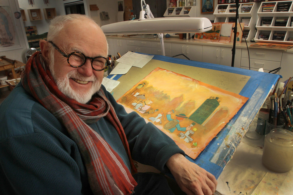 Like Strega Nona, Tomie dePaola's stories endure