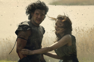 Trailer: Kit Harrington battles forces of nature in 'Pompei'