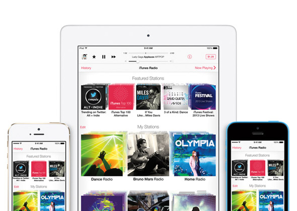 2014: the year music streaming goes mainstream