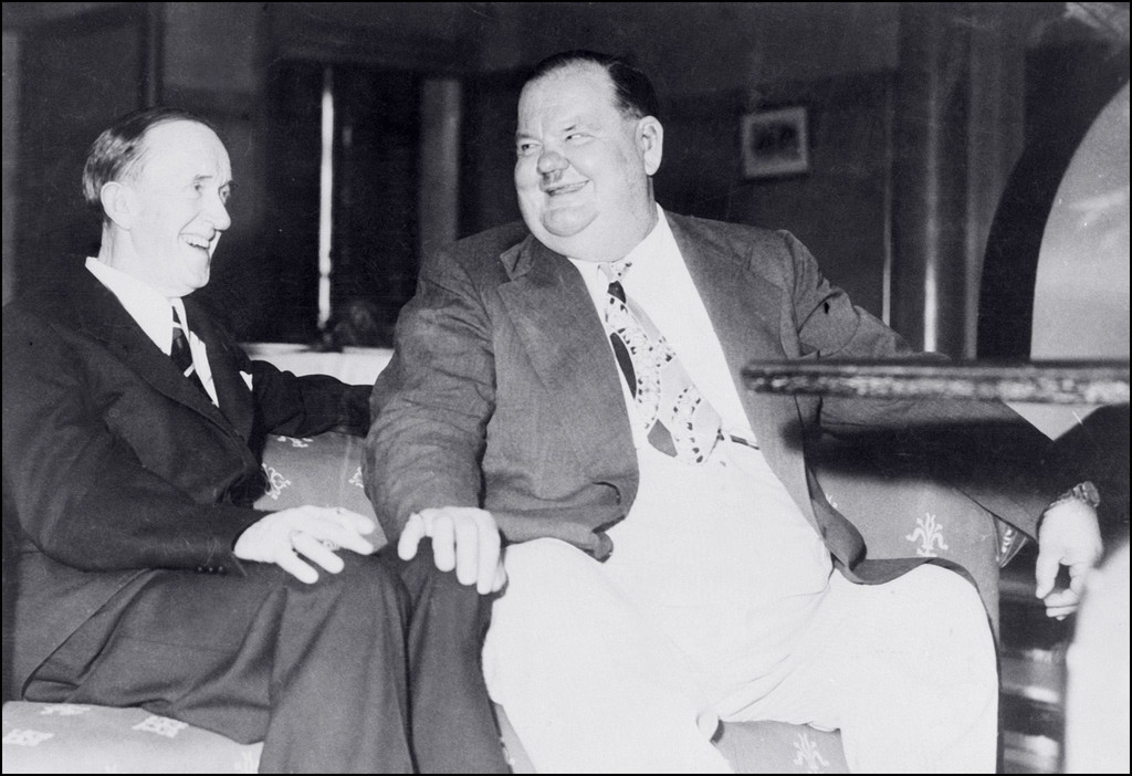 BBC to tell the story of Laurel & Hardy