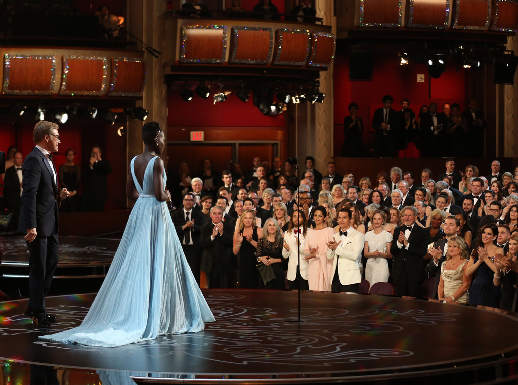 Diversity the big winner big at the Academy Awards