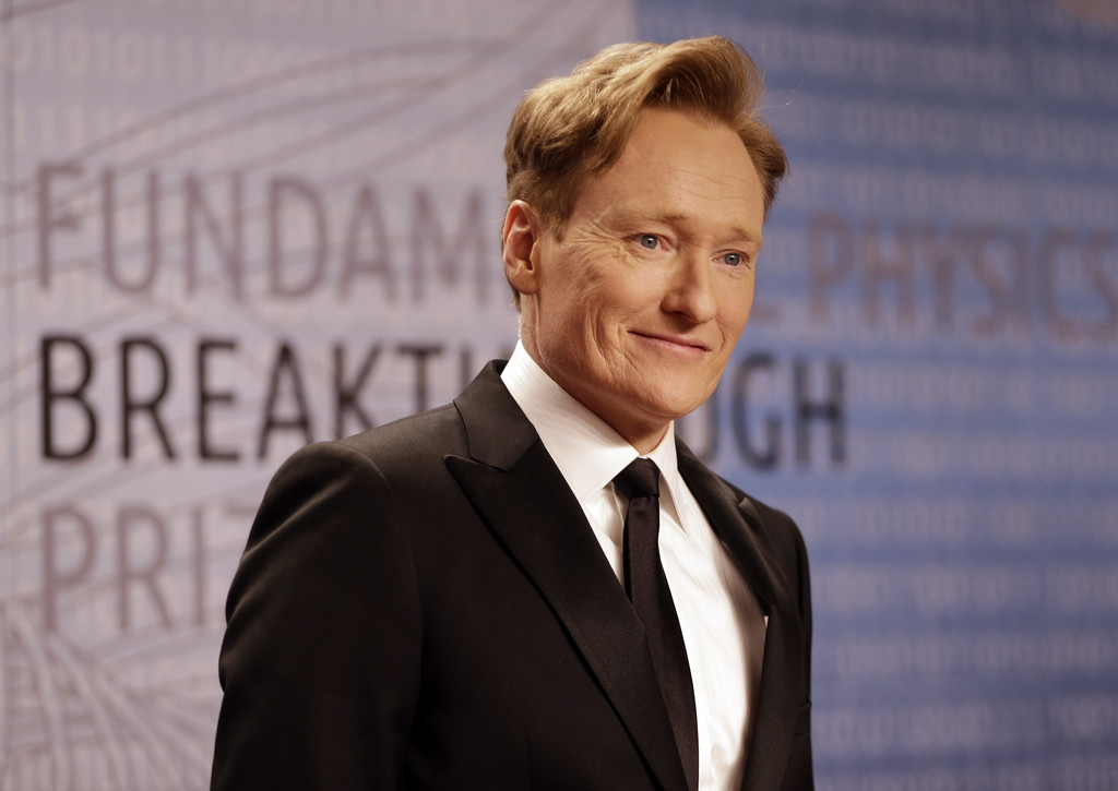 Conan O'Brien to host MTV Movie Awards