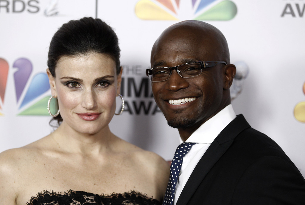 Idina Menzel and Taye Diggs are splitting up