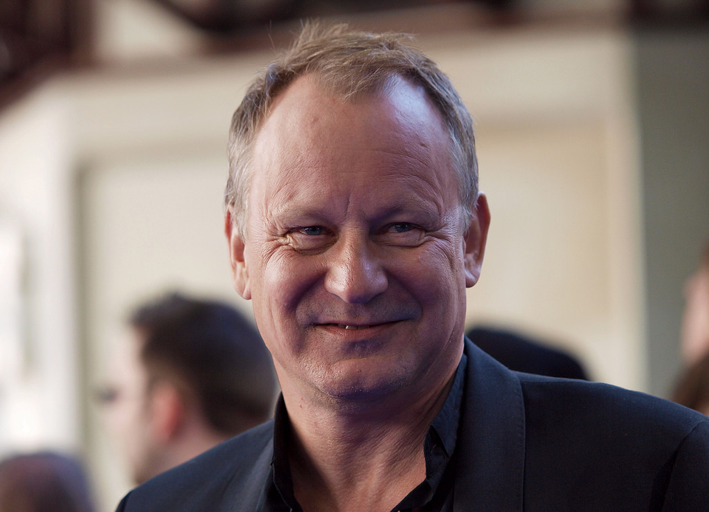 Stellan Skarsgard to headline BBC police series 'River'