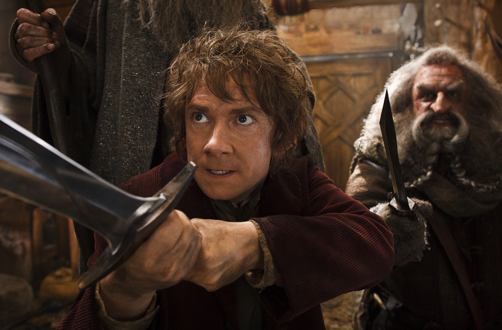 Review: New 'Hobbit' breathes fire into trilogy