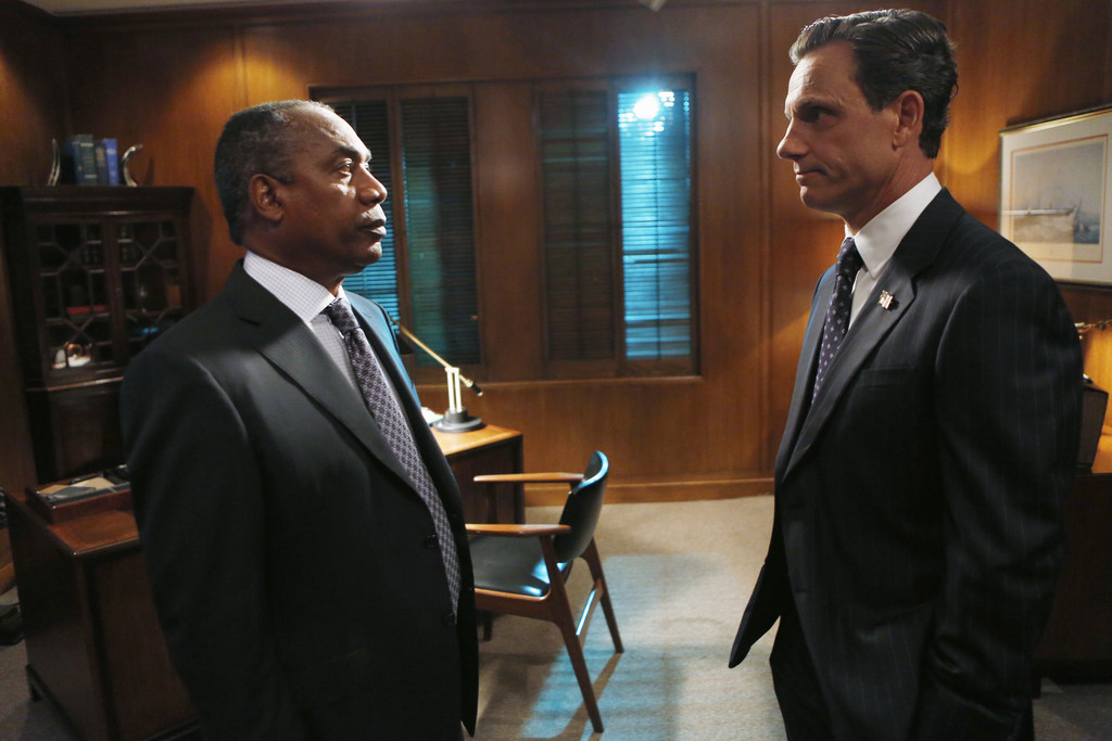 During 'Scandal' hiatus, Morton will await fate