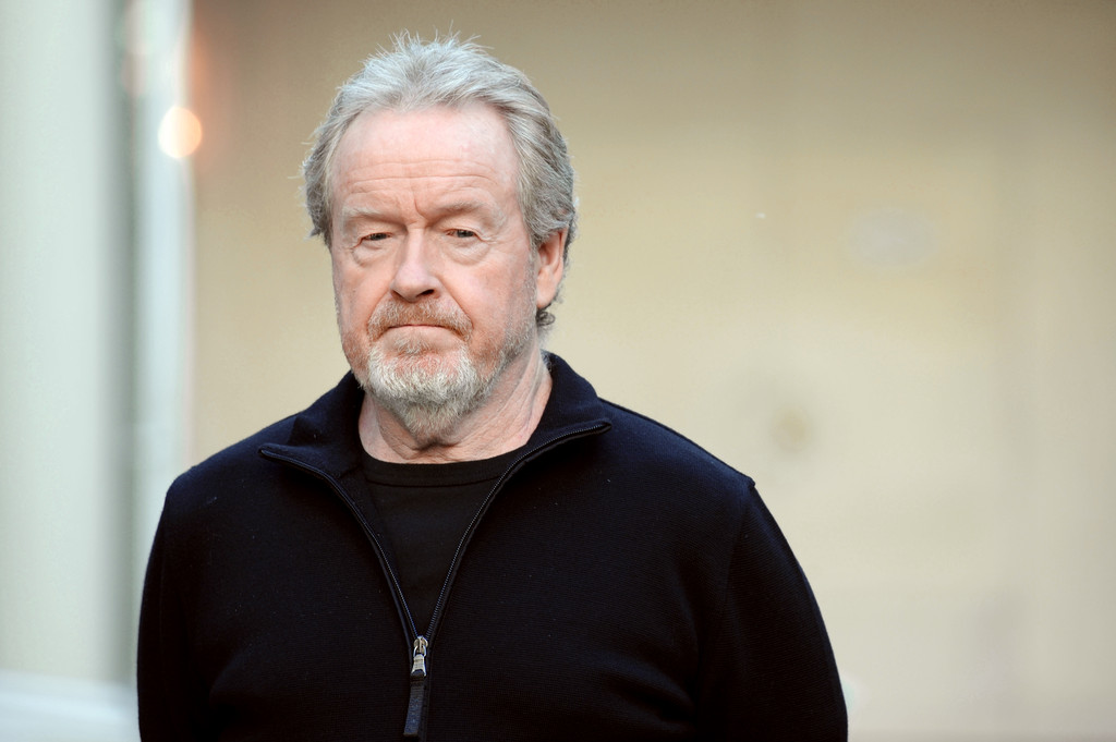 Ridley Scott interested in young adult fantasy novel adaptation