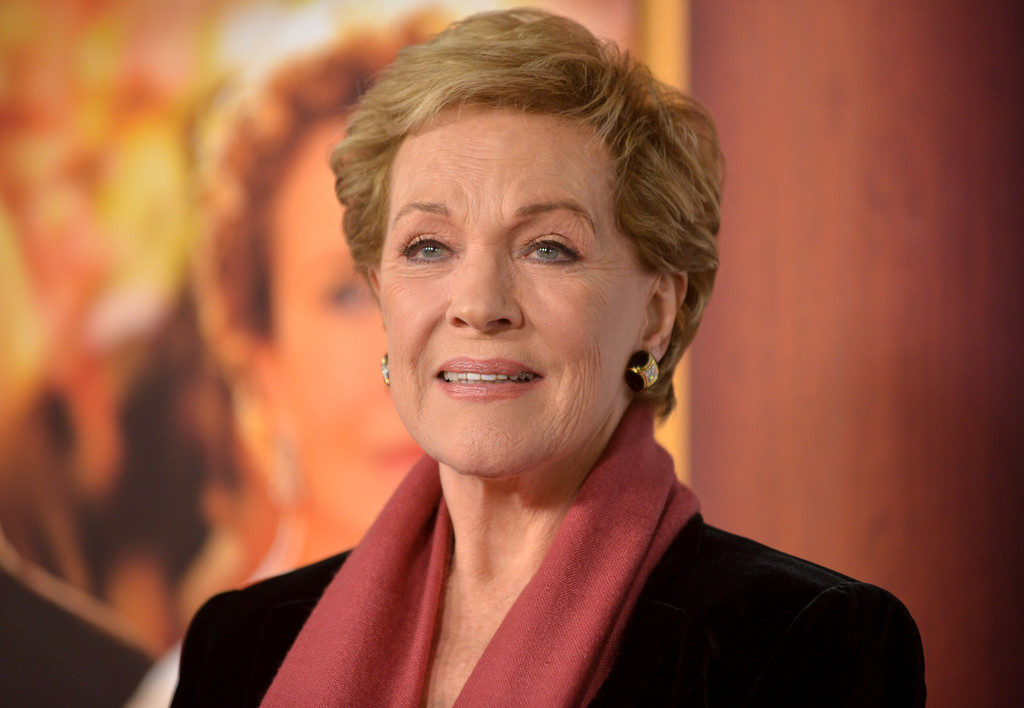 Julie Andrews missed NBC's live 'Sound of Music'