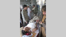 Bombing kills 14 at northwest Pakistan bus station