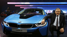 BMW says demand for i8 hybrid outstrips initial production run