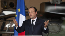 Militant Islamist website calls for attacks on France and Hollande: SITE