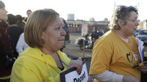 Five Washington state hunger strikers put on medical watch