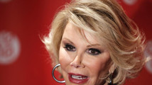 Comedian Joan Rivers to auction furnishings from country home