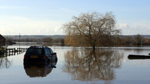Wettest winter in England, Wales, for almost 250 yrs