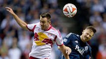 Whitecaps beat Red Bulls 4-1 in opener