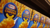 Kraft profit up on retiree benefit gain, cost savings