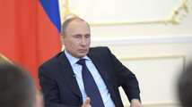 Putin among Nobel Peace nominees but Ukraine might figure too