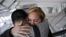 Young activist fights to bring deported mom back