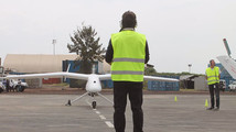 United Nations launches drones over Congo