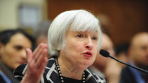 Yellen commits Fed to boost still-weak U.S. economy